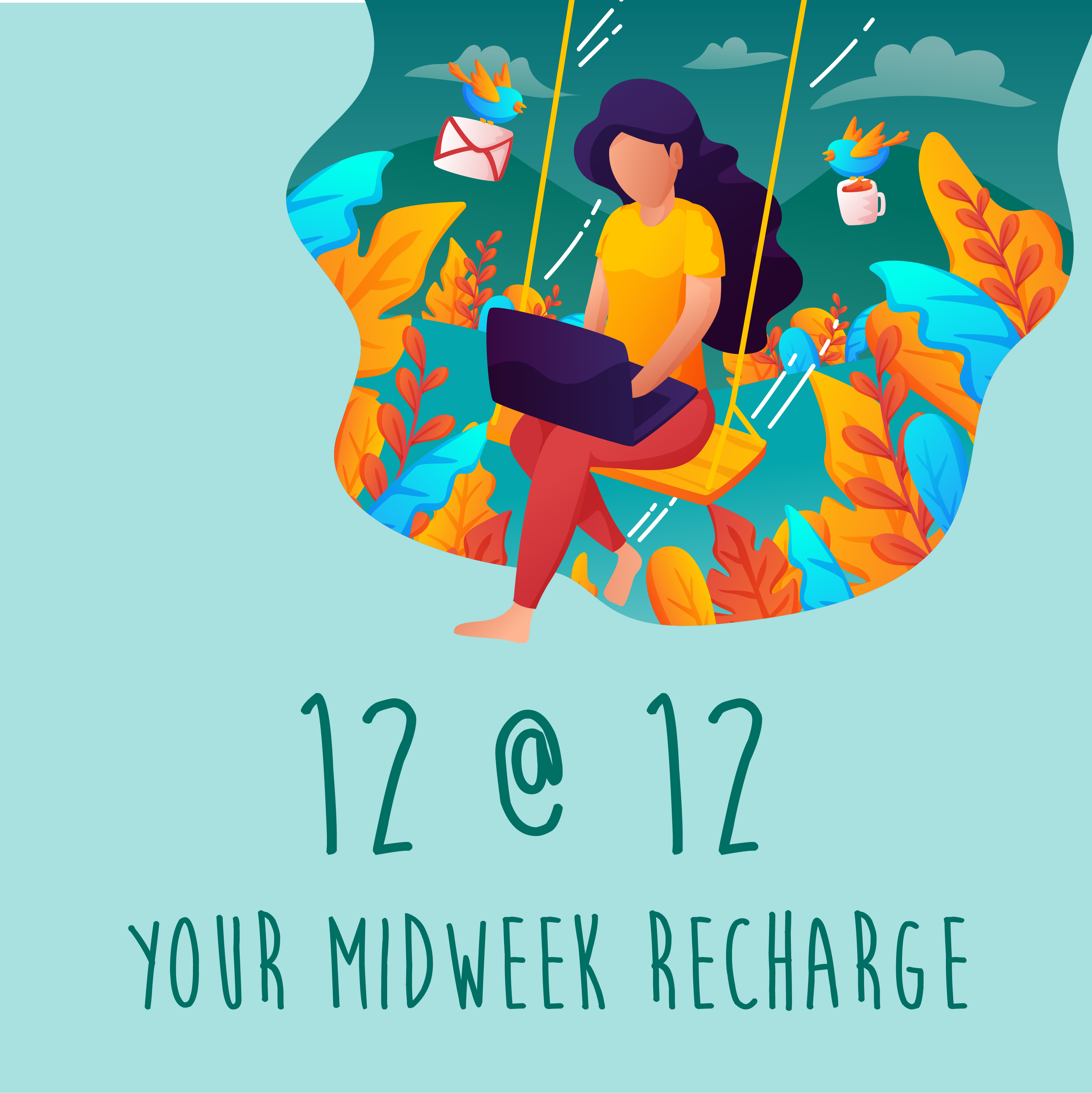 12@12 your mid week recharge