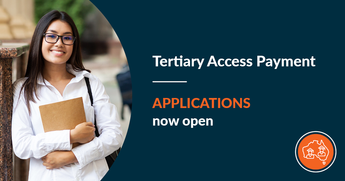 Tertiary Access Payments. Applications now open